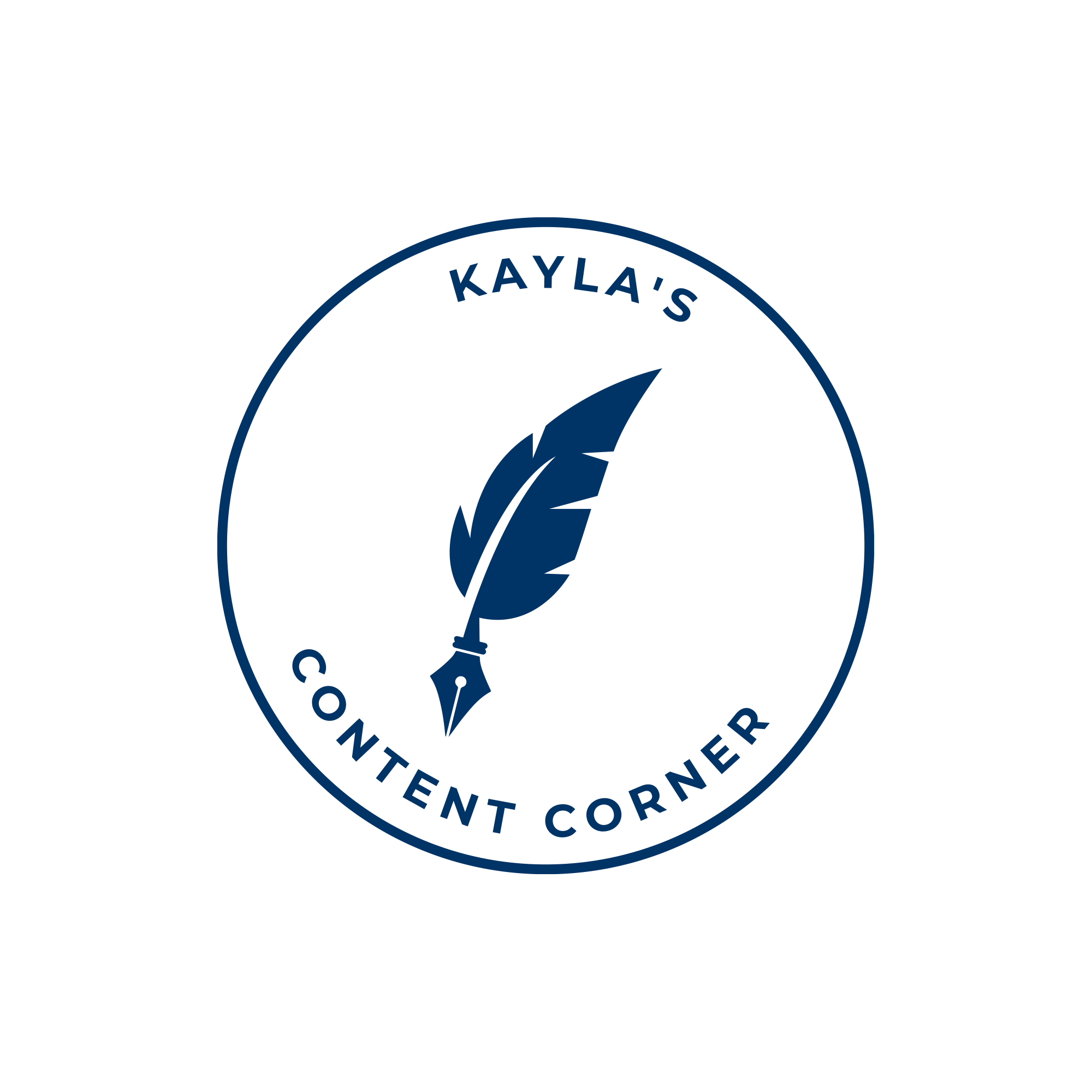 Kaylas Content Corner Logo